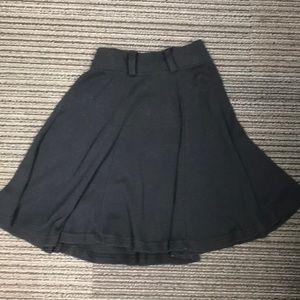 Stretchy twirl skirt